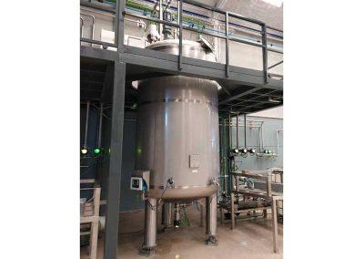 Frabricantes de Reactores Industriales en Acero Inoxidable