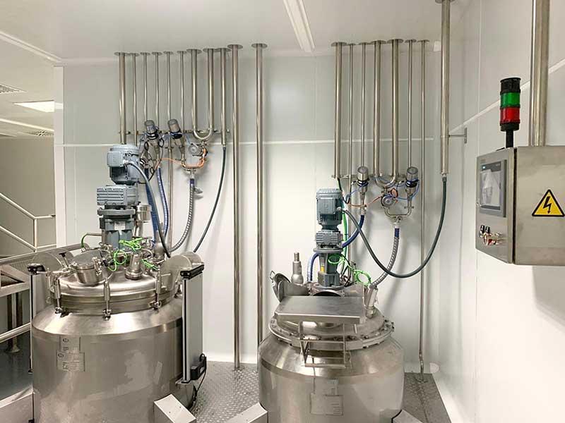 Diseño y Fabricación de Reactores Industriales en Acero Inoxidable. Somos Fabricantes